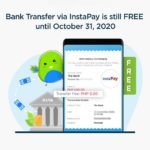 PayMaya says fund transfer via InstaPay will remain free until Oct. 31