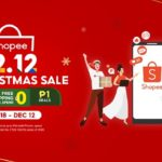 Shopee launches '12.12' Big Christmas Sale