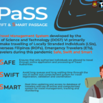 IATF adopts DOST-made S-PaSS app for travelers